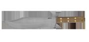 Undertaker bowie knife