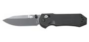 Axis - Lame 73mm - Manche G10 - Clip réversible