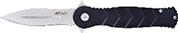 Master Cutlery - Pliant alu noir