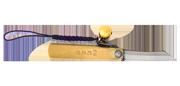 Higonokami - 55mm - Laiton + clochette