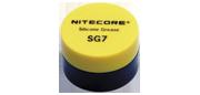 Graisse Silicone 5 g pour entretien lampe Nitecore