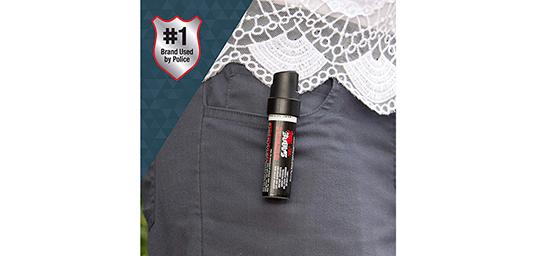 3en1 Pepper Spray + Clip