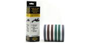 Kit de 6 bandes abrasives pour WS1 - 2xP80, 2xP220 et 2x6000